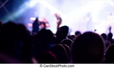 concert, rots