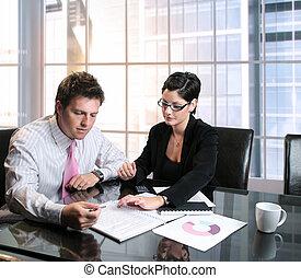 consultatie, zakelijk