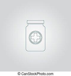container, medisch