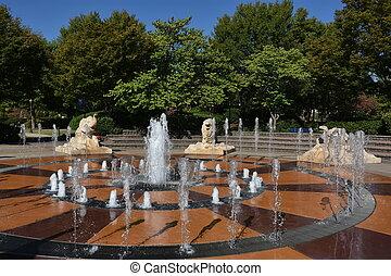 coolidge, tennessee, park, chattanooga