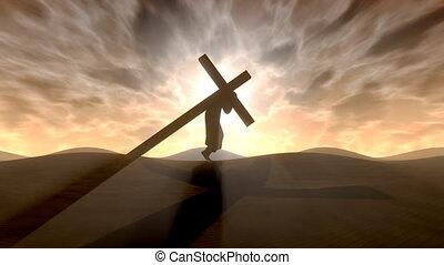 cross., verdragend