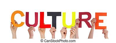 cultuur, vasthouden, mensen