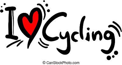 cycling, liefde