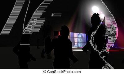 dans, artiesten, jonge