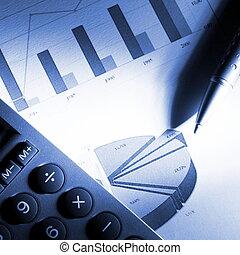 data, financieel, analyseren