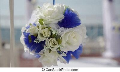 decoration., trouwfeest