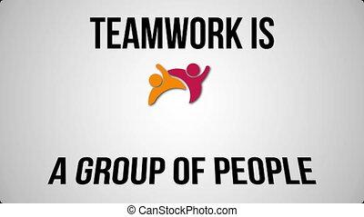definitie, concept, teamwork