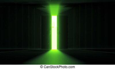 deur, jesus, mysterieus