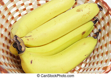 dichtbegroeid boven, banaan