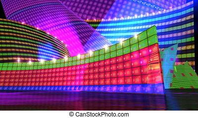 disco, dj, hd, toneel