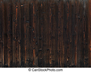 donker, hout, oud, textuur, achtergrond