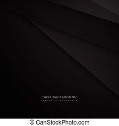donker, zwarte achtergrond