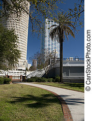 downtown, tampa