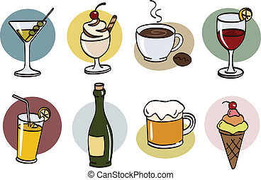 drank, set