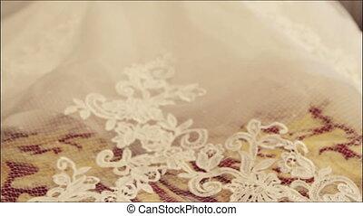 dress., trouwfeest, pluim