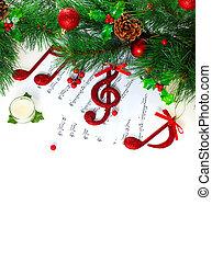 drievoud, christmastime, sleutel