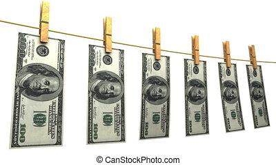 drogen, (loop, matte), dollars