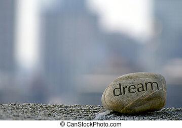 dromen, vast lichaam