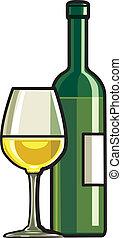 droog, witte wijn