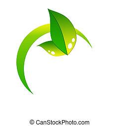 eco, pictogram