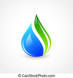 eco, waterdaling