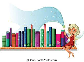 elfje, bibliotheek