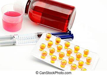 enigszins, medicatie