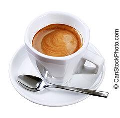 espresso, kop