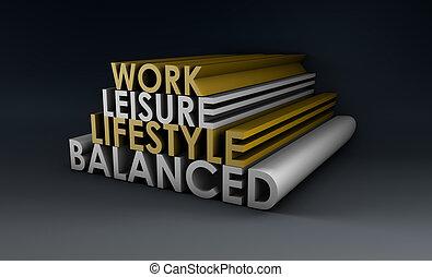 evenwichtig, levensstijl