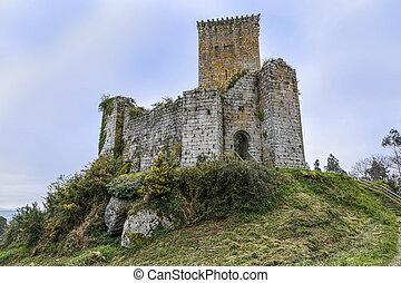 facade, toren, andrade's