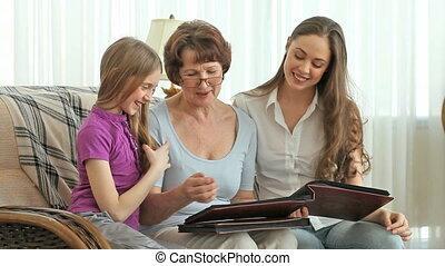 familie generaties