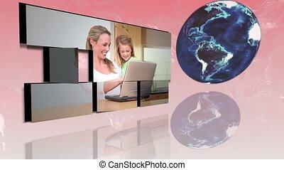 families, wereld, ongeveer, gebruik, int