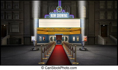 film, video, hd, marquee