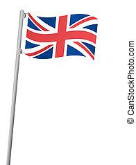 flagstaff, verenigd koninkrijk dundoek