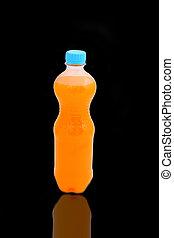 fles, plastic