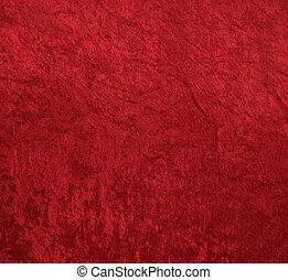 fluweel, rode achtergrond