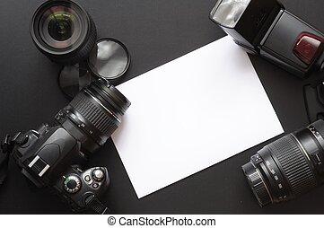 fotografie, fototoestel