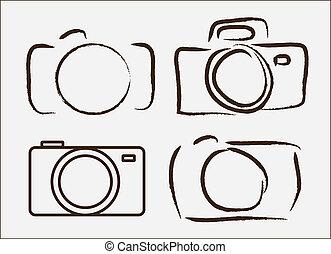 fotografisch, fototoestel