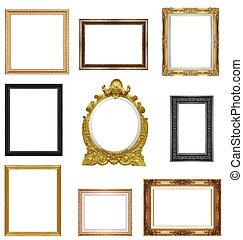 frame, afbeelding