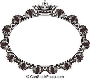 frame, koninklijk