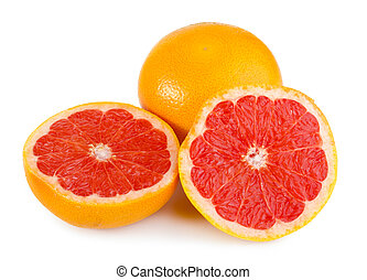 fris, grapefruit, rood