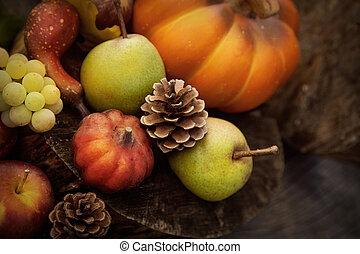 fruit, herfst