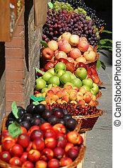 fruit, markt