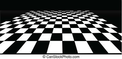 gecontroleerde vloer