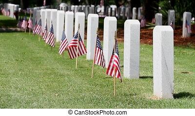 gedenkteken, begraafplaats, dag