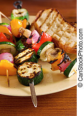 gegrilde groenten