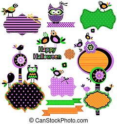 gekke , halloween, communie, ontwerp