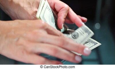 geld, telling