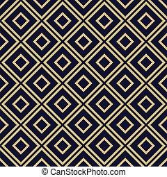 geometrisch, pattern., seamless