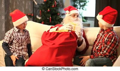 geven, kadootjes, kerstmis